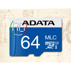 ADATA microSD/16GB/IDU3A-016GM