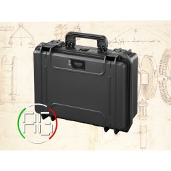 GALILEO Suitcase Black for...