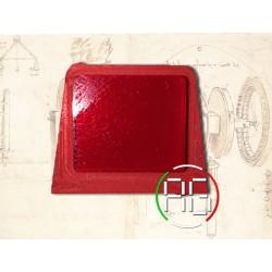 Vetro Plex rosso micro-obd...