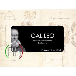 Suitcase logo Galileo...