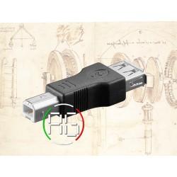 Adapter socket USB A/ plug...
