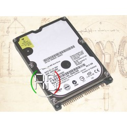 "Hard Disk 2,5 "" 80 Gb ide..."