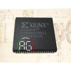 XC5202PC84AKJ-6C PLCC...