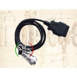 OBD2 cable standard...