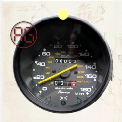 instrument panel-speed...