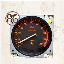 Instrument cluster- engine...